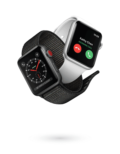 Click Apple and Smart Watch Repair Surrey